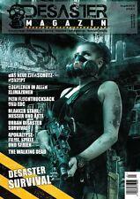 DESASTER MAGAZIN 01/16 Krisen-/Notfallvorsorge Überleben Prepper Walking Dead