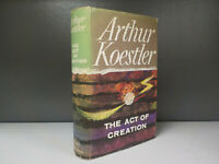 Arthur Koestler The Act Of Creation 1964 1st Edition ID860