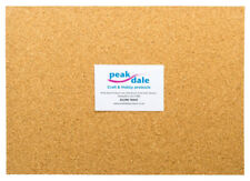 Cork Self Adhesive A4 One Sheet 1.5mm thick pin boards model making etc...