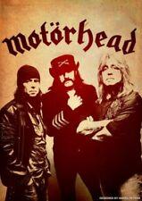 Póster de Lemmy Motorhead