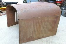 1926 1927 Model T Ford HOOD Repro top sides