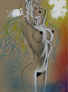She-Ra : Original Art by Shelton Bryant