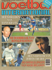 V.I. 1987 nr. 51 - JOHAN CRUIJFF / IGOR BELANOV / KOOS KUUT / RONALD KOEMAN