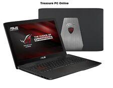 "Asus ROG GL552VW Gaming Laptop i7 6700 15.6"" FHD 16GB RAM 128GB SSD 1TB GTX960M"