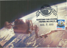 Planet Earth Domestic Rate definitive USA Space Maximum Card