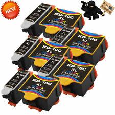 10 Pack For Kodak 10 XL Ink Cartridge Fits ESP 3 5 7 9 3250 5210 5250 6150 9250