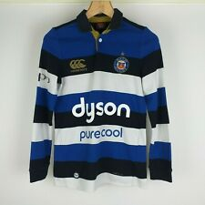 Bath Rugby Canterbury Long Sleeve Shirt Junior Age 12