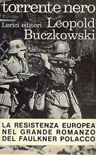BUCZKOWSKI Leopold (1905-1989), Torrente nero