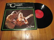 THE CORRIES - STRINGS AND THINGS - FIESTA RECORDS LP