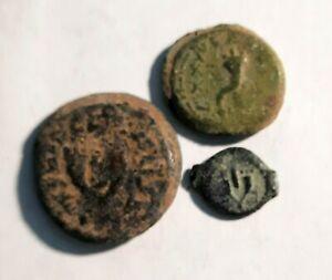 Mattathias Antigonus 40-37 BC .