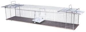 150cm Fuchsfalle Waschbärfalle Marderfalle Lebendfalle Kaninchenfalle Tierfalle