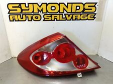 2007 Proton  Gen2 5Dr PASSENGER SIDE NEAR SIDE LEFT N/S REAR LIGHT REF: H795