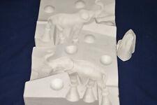 Vtg Ceramic Pottery Slip Casting Mold - Holland - Elephant Trunk Up - #H 253