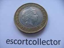 2001 Two Pound £2 UK COIN - MARCONI - (R20) - Freepost UK