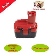 Battery For Bosch 14.4V A 3.0Ah Ni-Mh Psr Gws Gsb 14.4 Ve-2 Bat040 Bat159 Drill