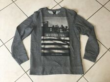 Sweat H&M Taille S gris neuf