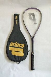 Prince Extender Pro Comp Squash Racket With Cover - 27 Inch - Purple