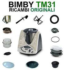 Ricambi Accessori ORIGINALI BIMBY BIMBI TM31 TM 31 Farfalla Coltelli Motore