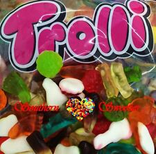 Trolli Groovy Mix 2kg Colourful rainbow soft Lollies bulk candy buffet
