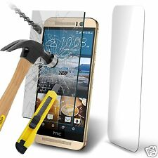 100 Genuine Tempered Glass LCD Screen Protector Film for HTC One M9