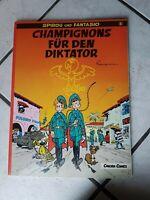 Spirou und Fantasio  - Comic Album Carlsen - 2.aufl.  Band 5
