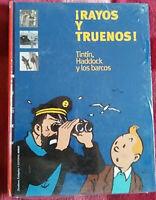 Tintín_Rayos y truenos!: Haddock y los barcos (Grandes obras)_Libro Cómic