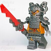New Ninjago LEGO® Commander Raggmunk Hands of Time Minifigure 70627 70624