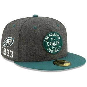 Philadelphia Eagles On-Field 2019 9Fifty Sideline Establishment 1930 Hat