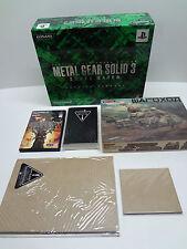 Metal Gear Solid 3 Premium Package SONY PlayStation 2 Japan