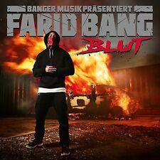 FARID BANG - BLUT   CD+DVD NEU