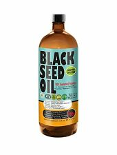 100% Pure Cold-Pressed Black Seed Oil 16 oz.(sweet sunnah)