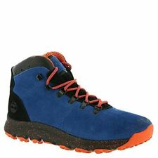 Timberland World Hiker Men's Boot 10 D(M) US Blue