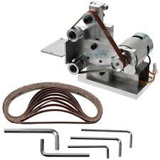 Mini Elektrische Bandschleifer DIY Polierschleifmaschine Kanten Sharpener NEU