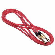 Car 3.5mm Male to Male Aux Auxiliary Cord Stereo Audio Cable For iPod Phone Hot