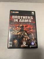 Brothers In Arms Hell's Highway PC Game Computer shooter - Complete