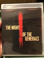 THE NIGHT OF THE GENERALS - Twilight Time Blu Ray Limited 3000 - Peter O'Toole