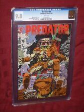 Predator #4 CGC 9.8     Dark Horse (1990)