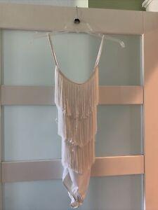 dance costume white MA