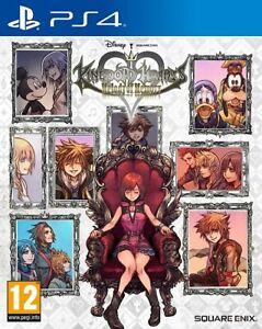 PS4 Kingdom Hearts Melody of Memory