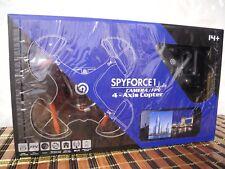 NINETEC Spyforce1 Video Drohne Live Übertragung Smartphone Foto IOS und Android