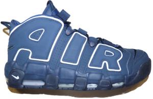 2017 Nike Obsidian Air Uptempo (Size 14) 921948-400 Read Description