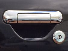 Taxi TX1 TX2 TX4 Chrome Door Handle Covers Easy Fit Brand New