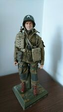 DRAGON DID 1/6TH 1:6 Scale WWII WW2 US 101ST AIRBORNE D-Day Custom Figure