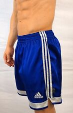 RARE! Adidas Satin Nylon Soccer Shorts MEDIUM (NICE CONDITION) USED!