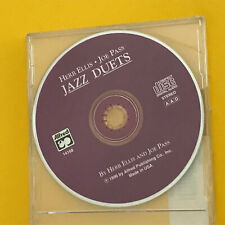 Jazz Duets, Herb Ellis & Joe Pass, Accompaniment CD