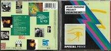 CD 10T THE ALAN PARSONS PROJECT EYE IN THE SKY PRINTED IN GERMANY 1983