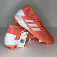 Adidas Predator 19.3 Fg W, Us Size 8 Womens, Hi-res Coral/White/Glow Pink Cleat