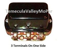 OE-Style Voltage Regulator for 1940-1948 Plymouth - Dodge - DeSoto - Chrysler