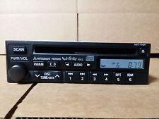 OEM 00-02 Mitsubishi Galant Infinity AM/FM CD Radio MR490090 CQ-JB9911AB  P912