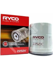 Ryco Fuel Filter FOR FORD COURIER PE (Z252X)